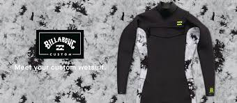 Billabong Design Your Own Wetsuit Mens Custom Our Wetsuits Online