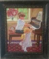 kids playing piano 2005