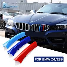 bmw stripes. Contemporary Stripes Airspeed For BMW Z4 E89 Car Front Grill Stripes Covers Clips Motorsport  Decorations Trim Stickers Accessories On Bmw