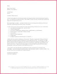 mortgage modification hardship letter hardship letters letter to lender sample for immigration a