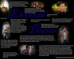 Tenth Doctor Best Quotes