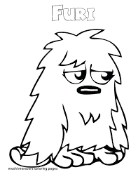 Moshi Monster Coloring Pages Full Size Color It A A Twitter A Google