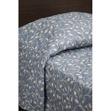 Direct Supply® Textiles Whitewing Vine Quilted Bedspread, Throw ...