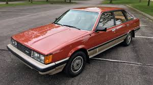 Scotty G's Garage: 1984 Toyota Camry Liftback