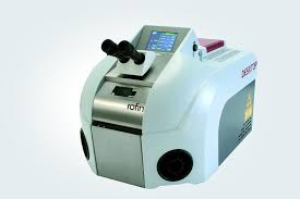 rofin manual laser welding system for jewelry industry
