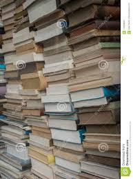 huge tightly packed stack of orted books stock photo image of history hardcover