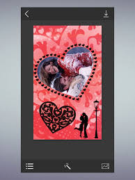 screenshot 4 for infinite love photo frames decorate your moments with elegant photo frames