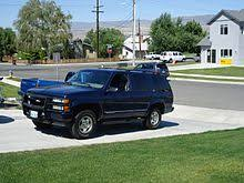 2007 Tahoe Towing Capacity Chart Chevrolet Tahoe Wikipedia
