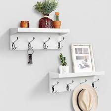ahdecor entryway floating wall mounted