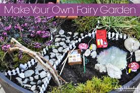 Small Picture Fairy Garden Tutorial Watch Your Own Whimsical Garden Come to Life