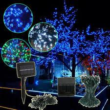 Led String Lights Outdoor solar Led Christmas Lights Outdoor solar