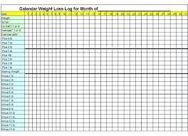 Group Weight Loss Chart Weekly Atlaselevator Co