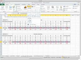 Excel Chart Average And Standard Deviation Graphing Average And Standard Deviation In Excel 2010