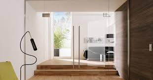 full glass doors frameless glass doors glass room dividers