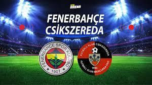 Fenerbahçe hazırlık maçı ne zaman? Fenerbahçe Csikszereda maçı hangi kanalda  saat kaçta? - Spor Haberleri