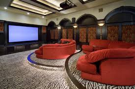 modern media room furniture. Furniture Round Sofa And Contemporary Living Room Image Intended Modern Media Furniture