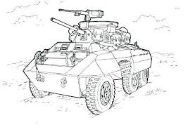 Military Coloring Book Military Printable Coloring Pages Vehicles
