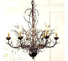 chandelier pottery barn light fixtures chandeliers small bar