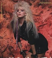 women 39 s rock make up look wild 80s hair and makeup 80s style eye makeup