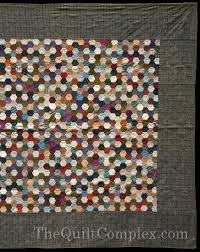 Mosaic Quilt at womenfolk.com. America's Quilting History, quilt ... & Hexagon mosaic quilts were first made over 200 years ago and were sometimes  called honycomb quilts. Most recent pattern is the Grandmothers Flower  Garden. Adamdwight.com