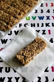 <b>Gluten</b>-<b>free</b> Top 8 Allergen-free <b>Granola Bars</b>
