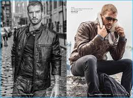 parker hurley 2016 andrew marc fall winter catalogue