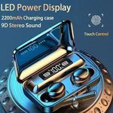 F9-6 Tws 5.0 Bluetooth Earphones Wireless Earphone 8D ... - Vova