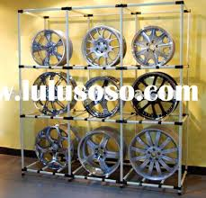 Alloy Wheel Display Stand Alloy wheel display stand for sale Price ManufacturerSupplier 66