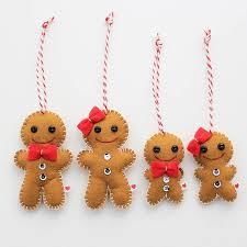 25 Felt Crafts For Christmas  AllFreeChristmasCraftscomChristmas Felt Crafts