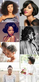 62 best hairstyles for african american hair images on pinterest Wedding Blog African American black wedding hairstyles wedding blog african american