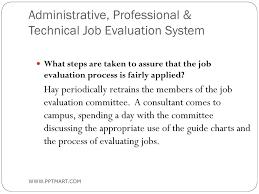 Job Evaluation Methods Ppt Download