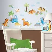 new dinosaurs wall decals dinosaur stickers kids bedroom baby boy on baby nursery ideas wall decals with 3d dinosaur wall stickers decals for kids rooms art baby nursery