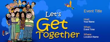 Gettogether Invitations Gettogether Party Invitation Google Search Invites Invitations