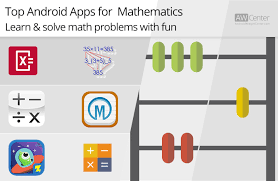top 5 android apps for mathematics learn solve math problems on android