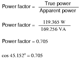 calculating power factor power factor electronics textbook Power Formula For 3 Phase it should be noted that power factor, like all ratio measurements, is a unitless quantity power formula for 3 phase