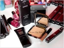 italy trip makeup haul ft kiko nars two faced sephora mac