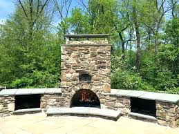 outdoor fireplace and pizza oven outdoor fireplace with pizza oven plans magnificent patio fireplace pizza oven