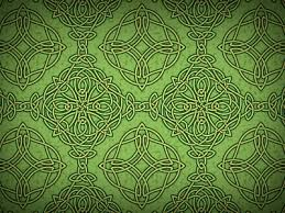 Celtic Pattern Cool Celtic Knot Pattern By Trudy Karl Dribbble