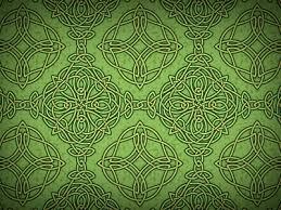 Celtic Pattern Cool Celtic Knot Pattern By Trudy Karl Dribbble