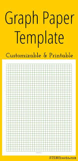 Graph Paper Customizable And Printable Graph Crochet