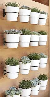 outdoor wall planters pot wood for succulents outside uk outdoor wall planters