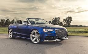2013 Audi RS5 Cabriolet Test | Review | Car and Driver