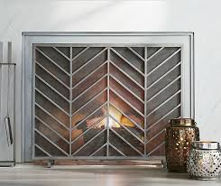 Best 25 Midcentury Fireplace Screens Ideas On Pinterest Modern Fireplace Screens
