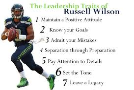 the leadership traits of russell wilson russell wilson leadership traits