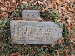 "Mary Ann ""Polly"" Stephens Stephens (1841-1884) - Find A Grave Memorial"