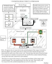 4 prong range cord adapter x wire zonnesteek info smart