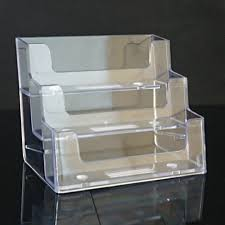 Desktop Acrylic Display Stands