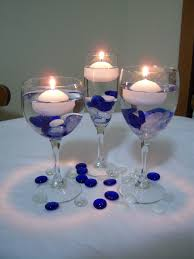 wedding table ideas. Blue Wedding Tablerations Ideas Centerpieces Navy Cobalt Royal Formidable Table Decorations