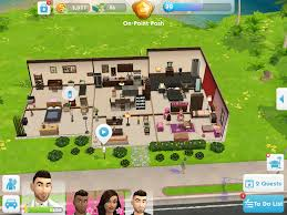 The Sims Mobile Home Design The Sims Mobile Share Your House Blueprints Answer Hq