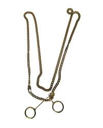other designer necklaces chloe double ring pendant necklace tap and zoom